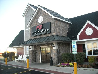Red Lobster, Dayton, Ohio